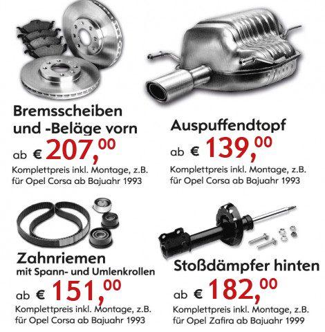 Bremsbeläge-4-Angebote