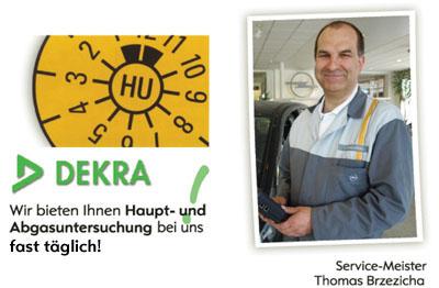 dekra service